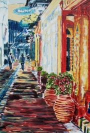 Title : Café Mexicana, Careys Lane