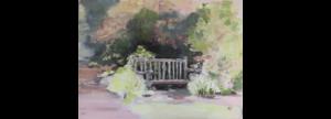 Monica Jones Artist : Bench