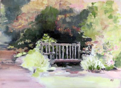 Summer's End by Monica Jones Artist