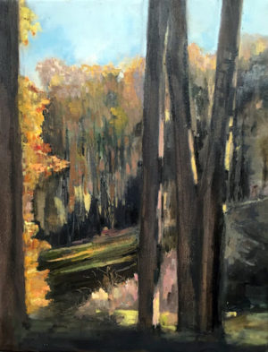 Tall Trees by Monica Jones Artist
